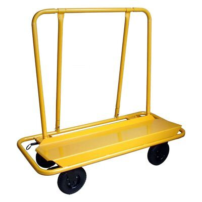 PRO Series Drywall Cart, Yellow