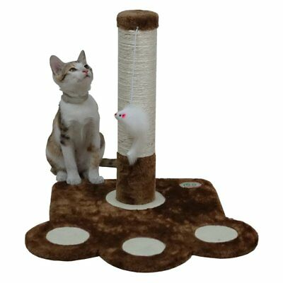 Go Pet Club 16 in. Cat Tree with Toy