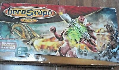 Heroscape-Master Set: Rise of the Valkyrie (100% Complete Master Set with Box)