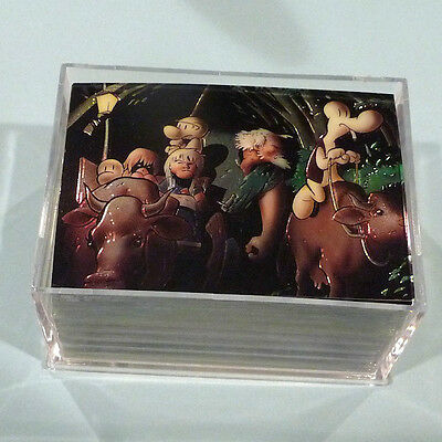 BONE SERIES 2 COMPLETE 90 ALL CHROMIUM CARD SET JEFF SMITH 1995 FREE SHiPPiNG