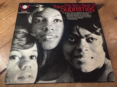 LP *  The Supremes ‎– The Very Best Of The Supremes Vol II * STM 12005 * German