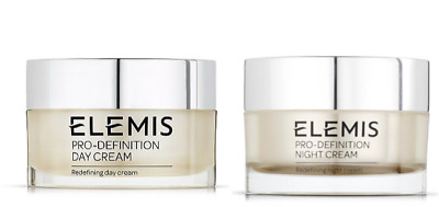 ELEMIS PRO-DEFINITION DAY CREAM 30ML x2  UNBOXED