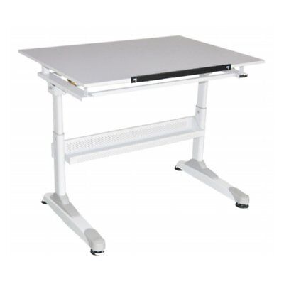 Martin Universal X-Factor Drawing/Drafting Table with White Top