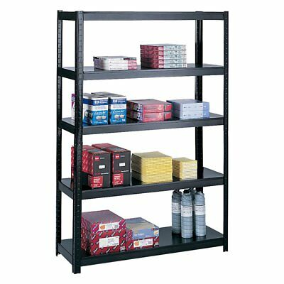 Safco 48.5 in. Boltless Steel Shelving