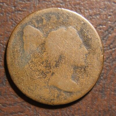 1795 Capped Liberty Large Cent, S-76b, Plain Edge