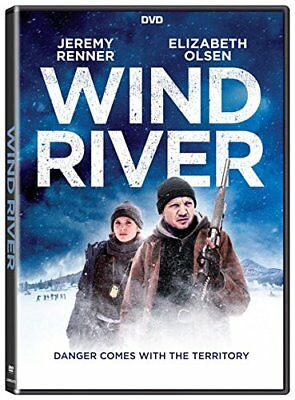 Wind River (DVD, 2017) SHIPS WITHIN 1 BUSINESS DAY WITH TRACKING!