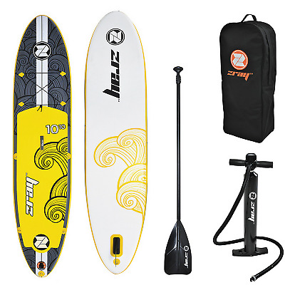 Pack Stand Up Paddle ZRay SUP X2 10'1
