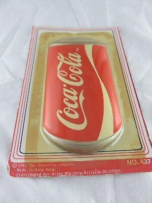 Vintage Coca Cola Can Magnet from 1985