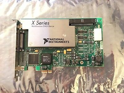 National Instruments PCIe-6361 NI DAQ Card, X-Series