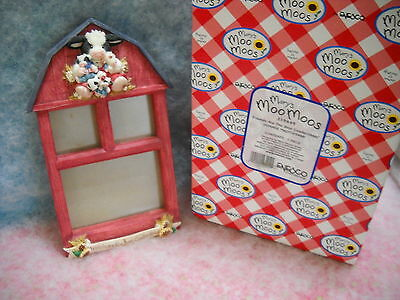 Mary's Moo Moos Friends Are The Best Cowlectibles Sty#319449 Photoframe W/box