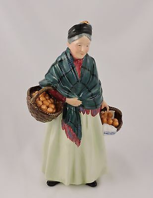 Royal Doulton Figurine The Orange Lady HN1953 Early version Hand painted HN1953