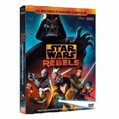 Dvd star wars rebels - stagione 02 - Walt Disney Company Dvd star wars