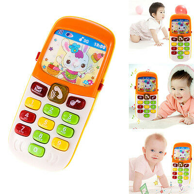 Fisher-Price Smart Phone Tablet Remote Baby Toy Toddler Mobile Phone Rfg
