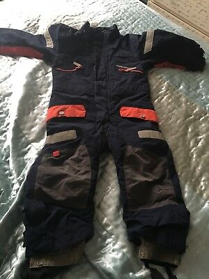 Didriksons Boys Overalls,snowsuit, 100cm Approximately 5years