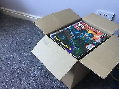 2000ad Comics - huge load choose any 10!