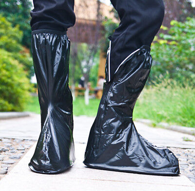 Motorbike Over-Shoes Bike Boots Rain Cover M-XL