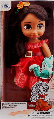 Disney Animators Collection - Elena von Avalor -  39 cm - Puppe Neu !