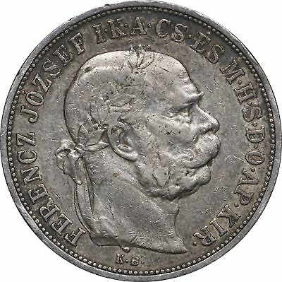 FERENCZ JOZSEF (Austria-Hungary) 1907 COIN 38mm 27g Coin