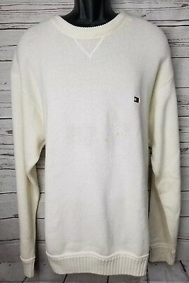 Men's NWT Tommy Hilfiger Pull Over Sweater Size XXL (A27)