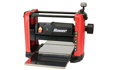 15 Amp 12-1/2 in. Portable Thickness Planer Smooth Hardwood Auto Feed Rock Solid