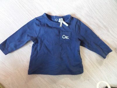 Blouse Orchestra, taille naissance