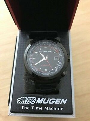 Mugen - The Time Machine, Watch