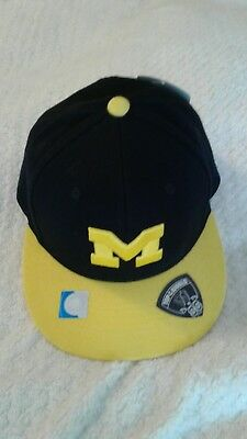 1c07f9e77bca ... norway university of michigan hat top of the world hat size 7 1 4 7  bf295