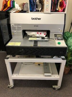 Brother GT-541 Direct to Garment Printer DTG Printer T-shirt Prints light shirts