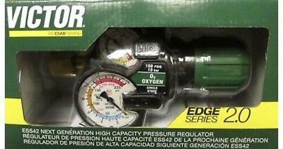 VICTOR Edge Series 2.0 ESS42 150 540 Oxygen Regulator 0781 3601