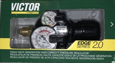 Victor Edge 2.0 Inert Gas Regulator ESS42 (0781-3609)