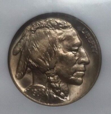 1938d Buffalo Nickel , Old PCI GEM UNC ~ Take A Look :)