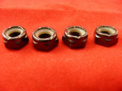 Axle Nuts (Set Of 4)
