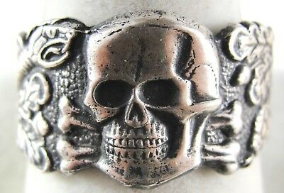 German Wehrmacht Ring military mit Etui 2 WK, WW
