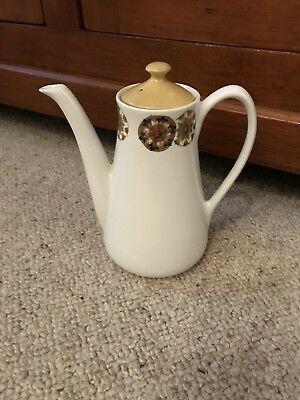 Vintage Coffee Pot-Hostess Tableware by British Anchor Rendezvous