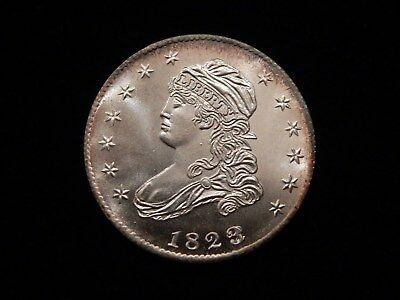 1823 Capped Bust Rich Ulrich Hershey Pa Silver Plated Advertising Coin Token
