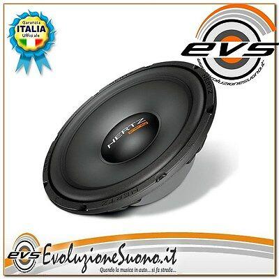 Hertz Energy ES F20.5 Subwoofer Ultra Piatto Ultra Flat Slim 20cm 200mm NUOVO