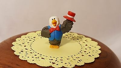 Hallmark Merry Miniatures 1993 Independence Day Eagle with Hat – New!