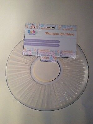 Baby shampoo eye shield FREE POSTAGE