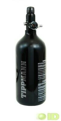 Tippmann 0,8l Alu HP System 200 Bar / 3000Psi