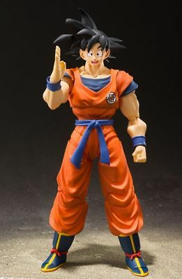 Preordine!!! Dragon Ball Z - Son Gokou Earth Sh Figuarts - Bandai (59780)