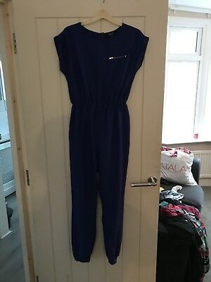 Girls New look JumpSuit Age 12
