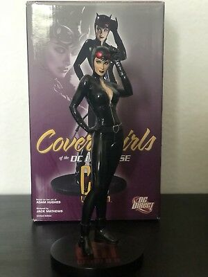 Cover Girls Catwoman Statue Woman of the DC Universe Adam Hughes DC Collectibles