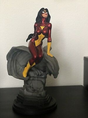 Bowen Designs Marvel Spiderwoman Spider-Woman Full Size Statue AS IS