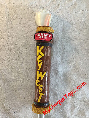 Key West Conch Shell Pier Beer Tap Handle Visit my ebay store