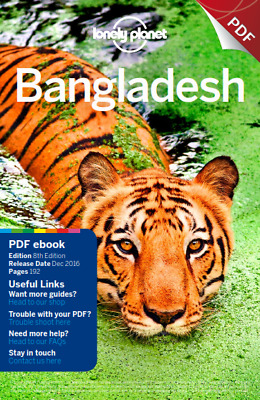 Lonely Planet Bangladesh  Travel Guide   PDF Read on PC/SmartPhone/Tablet