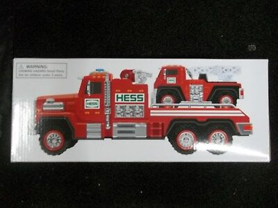 2015 HESS Truck VERY NICE IN BOX others listed NEW IN BOX