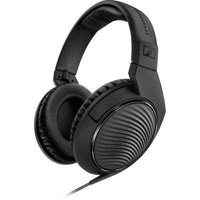 New Sennheiser HD 200 Pro Closed-back Professional Monitor Headphones Dealer!