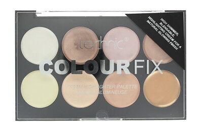 Technic Colour Fix 8 Colour Cream Highlighter Palette