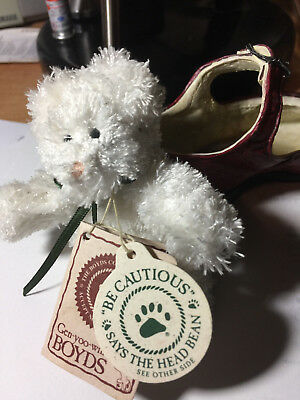 """Boyd's Bears Issue w/tags """"Allison...Christmas Eve Party"""" Style 99839V-EXC COND!"""