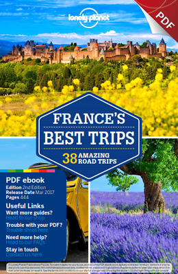 Lonely Planet France's Best Trips (Travel Guide) PDF Read on PC/SmartPhone/Table